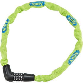 ABUS 5805C Steel-O-Chain Chain Lock lime